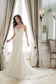 Sophia Tolli Y11879 Desdemona Mon Cheri Bridal Wedding Dresses Bridesmaid