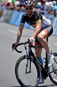 Jens Voigt - Jensie is a 42 year old father of six who is the best bike rider in the family and known for attacking and breaking away from the peloton over and over. Just an amazing athlete and all around nice guy. You can do both! https://en.wikipedia.org/wiki/Jens_Voigt