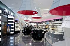 Experience Store Sephora - The Brian & Barry Building | Kenderasia