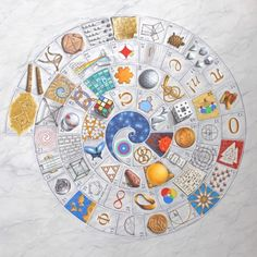 Sylvie Donmoyer's Mathematical Game Board