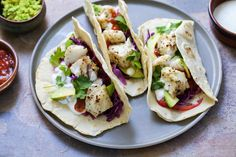 Grilled Fish Taco Recipe!                                                                                                                                                                                 More