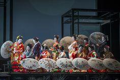 Madama Butterfly, de Giacomo Puccini. Foto Patricio Melo