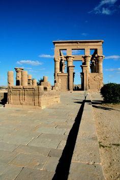Philae Temple The Cult Of Isis Trajan Kiosk Egypt