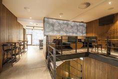 Praha, Vinyl Flooring, Table, Projects, Furniture, Home Decor, Restaurants, Blue Prints, Vinyl Floor Covering