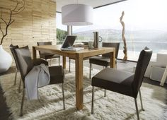 stůl Aruba smart Dining Chairs, Dining Table, Home And Living, Praha, Furniture, Home Decor, Container, Europe, Decoration Home