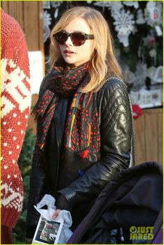 Chloe Moretz: Family Time After 'If I Stay' Filming   Chloe Moretz, Jamie Blackley Photos   Just Jared