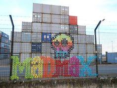 Urban X Stitch – Le Point de Croix rencontre le Street Art