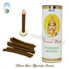 Divine Love Ayurvedic Incense