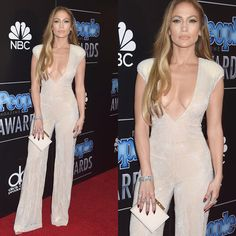 """Jennifer Lopez in Naeem Khan. _______ #couture #actress #designer #pose #pretty #fashion #fashionista #style #beauty #makeup #hair #dress #heels #blush…"""