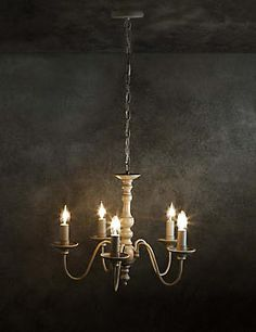 Marks and Spencer Beth Bare 5 Light Chandelier 5 Light Chandelier, Pendant Lighting, Decorative Accessories, Home Accessories, Flowers Wine, Home Spa Treatments, Wine Case, Candle Shop, Neutral Colors