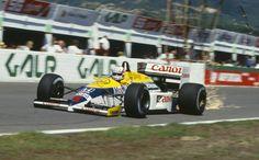 Nigel Mansell  Williams - Honda 1986