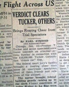 Tucker Cleared!