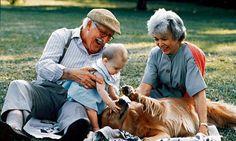 El rol de los abuelos en la crianza