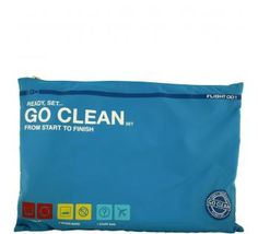 Heavy-duty nylon bags keep your icky mucked up items from spreading their grime throughout your suitcase.