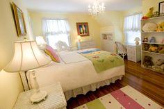 Whimsical kids bedroom