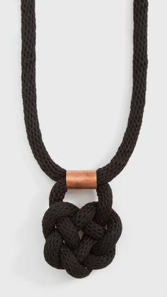 Infinite Knot Pendant