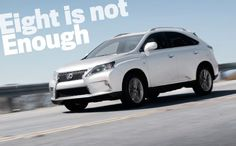 The 2013 Lexus RX 350 F Sport