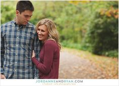 Stacey + Tyler:{Engaged} East Lansing Engagement Preview