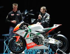 Alitalia Aprilia WSBK colors for 2010