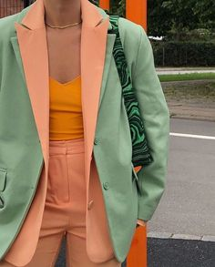 Colourful Outfits, Trendy Outfits, Fall Outfits, Cute Outfits, Fashion Outfits, Womens Fashion, Fashion Trends, Colorful, Looks Chic