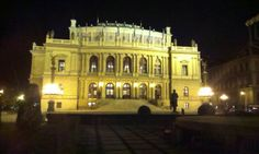 Rudolfinum-one of the best known concert halls