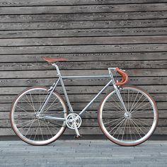 Premium Single Speed Bike - by Foffa Bikes #MONOQI