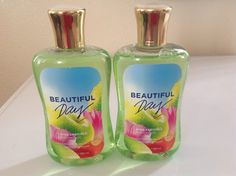 Bath and Body Works BEAUTIFUL DAY Body Wash!!!! GiN and Get TWO!!! ((: LOW GiN 13,000~