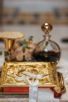 "Wedding Konstantinos & Eliza  invitation-favors-decoration-boboniera-gold—athens-Greece-flowers-stefana-church-ceremony-wedding bouquet ""Nikolas Ker""."