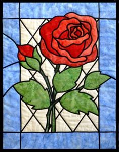 Simple Stained Glass Patterns Windows