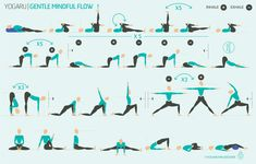 Breathing Helpful Techniques For yoga breathing exercises for beginners Yoga Flow Sequence, Yoga Sequences, Yoga Poses, Gentle Yoga Flow, Deep Breathing Exercises, Yoga Breathing, Yoga Exercises, Stretches, Restorative Yoga