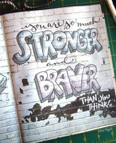 elvie studio: inspiration monday Walls Notebook - this artist is great at lettering and uses this notebook for the 'graffiti artist' in her :) cool! Creative Lettering, Graffiti Lettering, Art Journal Pages, Art Journaling, Art Journal Inspiration, Journal Ideas, Creative Journal, Zen Doodle, Chalk Art