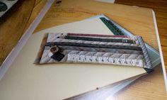 [转载]泡沫日记---齐藤谣子笔袋图纸