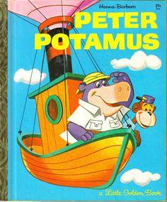 Peter Potamus   Patrick Owsley Cartoon Art and More!: February 2008
