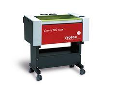 Trotec S Newest Laser The Speedy 360 Will Open The Door