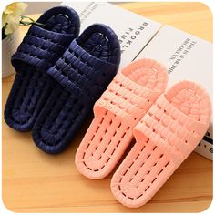 16de57a5dd3 Panda superstore women massage slippers bathroom household jpg 236x236 Red bathroom  slippers