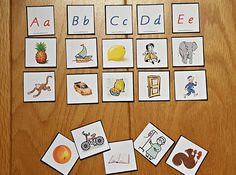 Min blogg om allt mellan himmel och jord: Grattis material till förskolebarn: Parövning alfa... Learn Swedish, Activities For Kids, Crafts For Kids, Montessori Materials, Zebras, Signs, Blogg, Literacy, Alphabet