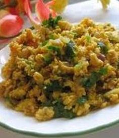 Egg Bhurji demands very less effort to make and it is more similar to scrambled eggs in exterior. In India, egg bhurji is very famous. This is a very scented dish and it is famous as street food in India. An egg can be eaten in a variety of ways like; fried, hard or soft boiled and scrambled.