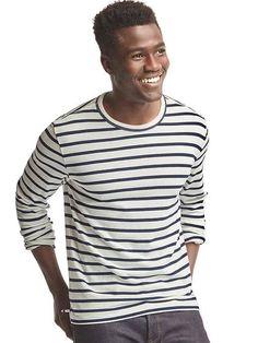Gap Striped Shirt-Sz L-$25