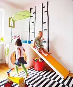 the boo and the boy: Kids' play areas - part 3