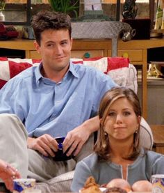 chandler and rach