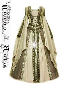medieval-dress-costume-medievaldress-garb-Renaissance-larp-celtic-tudor-fantasy