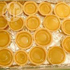 Egg Custard Tarts @ allrecipes.com.au