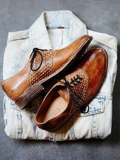 Denmar Saddle Shoe