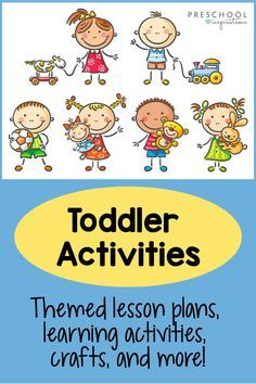 Toddler Lesson Plans and Themes