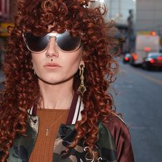 Fashion icons captured on the streets of #NYC by @TerryRichardson wearing the new eyewear collection designed by #PierpaoloPiccioli  via VALENTINO OFFICIAL INSTAGRAM - Celebrity  Fashion  Haute Couture  Advertising  Culture  Beauty  Editorial Photography  Magazine Covers  Supermodels  Runway Models