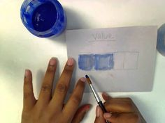 """ElemArt: How to Paint Value with """"Watercolor"""""""