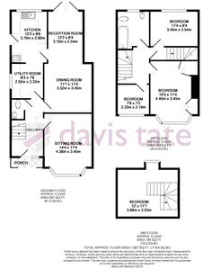 10 Best Architectural Floor Plans Images Extension Ideas House