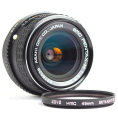 SMC 28mm f3.5 Pentax M Wide Angle Lens PK Fit DSLR Adaptable EOS MFT
