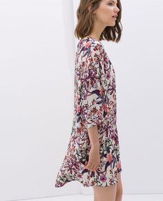 Image 3 of PRINTED TUNIC from Zara