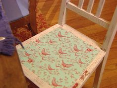 Decoupage Ideas for Furniture : Decorating : Home & Garden Television